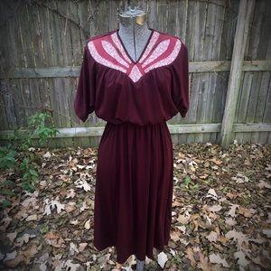 Vintage Young Edwardian Dress